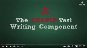 Tips For Success  The CELPIP Test Writing Component